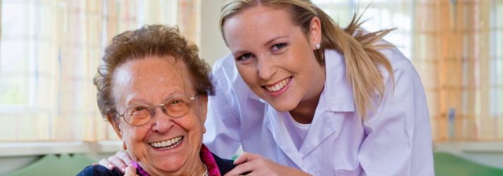 Assisted Living for Seniors at the Oak Park Arms Retirement Community